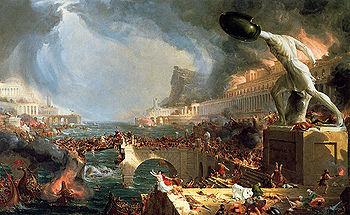 350px-Cole_Thomas_The_Course_of_Empire_Destruction_1836