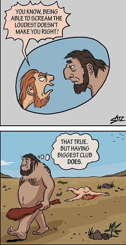 Barbarians cartoon1