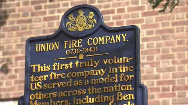 Ben Franklin Fire Co