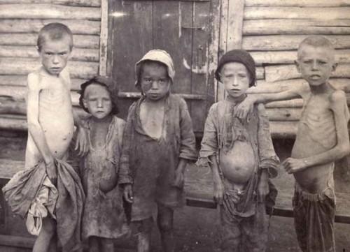 Bolshevik famine
