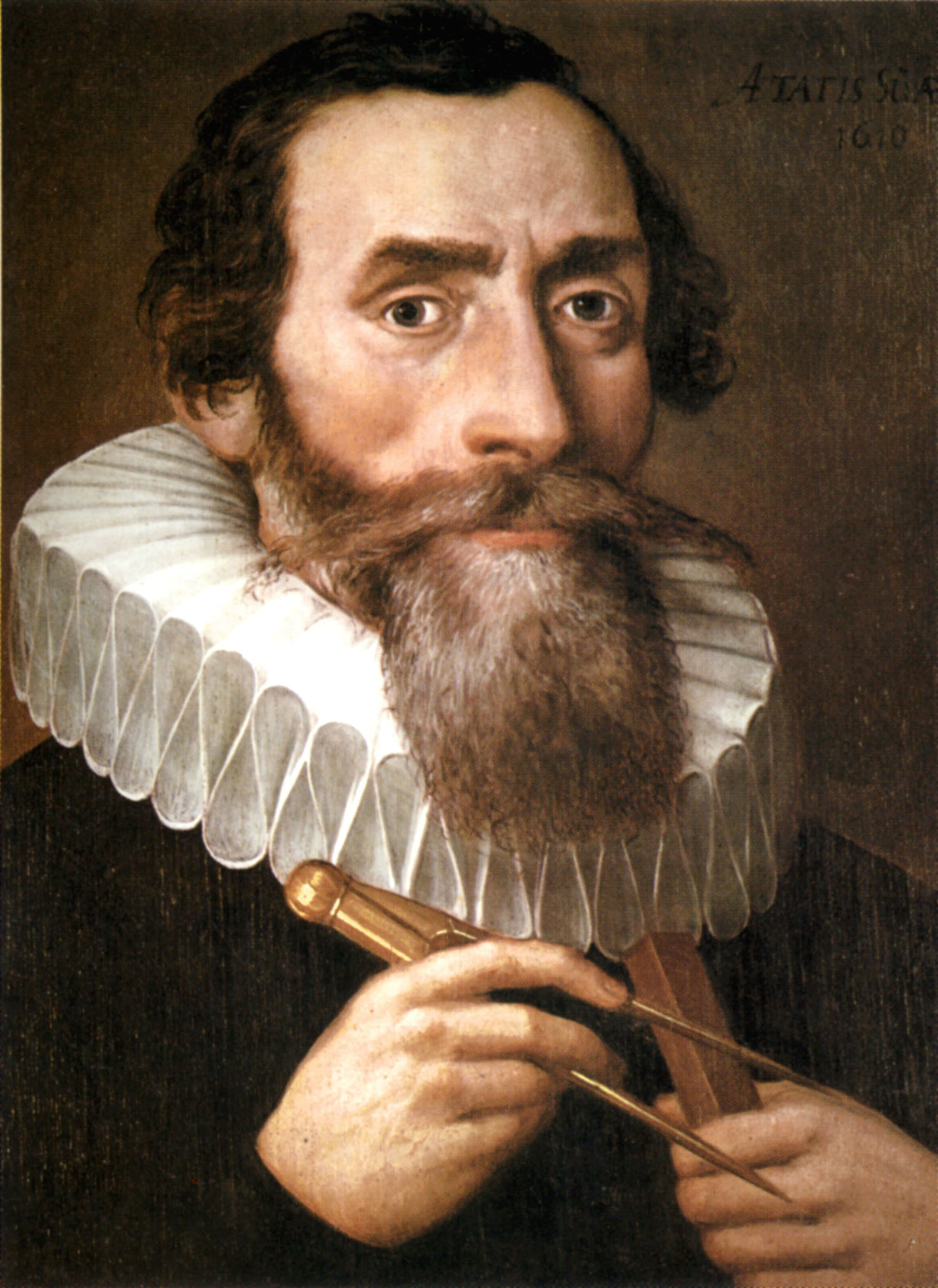 Johannes Kepler (1571-1630), German mathematician, astronomer and astrologer