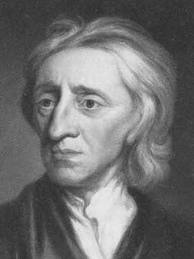 John Locke (1632-1704), English philosopher and physician