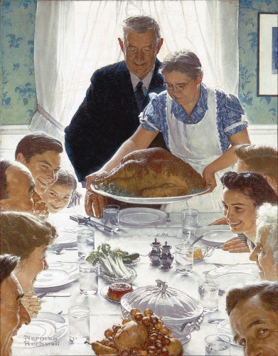 Norman-Rockwell-Freedom-from-Want-1943