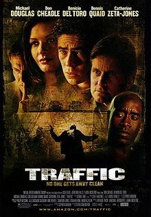 Police traffic movie poster