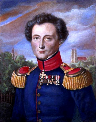 Carl von Clausewitz (1780-1831) German soldier and military theorist