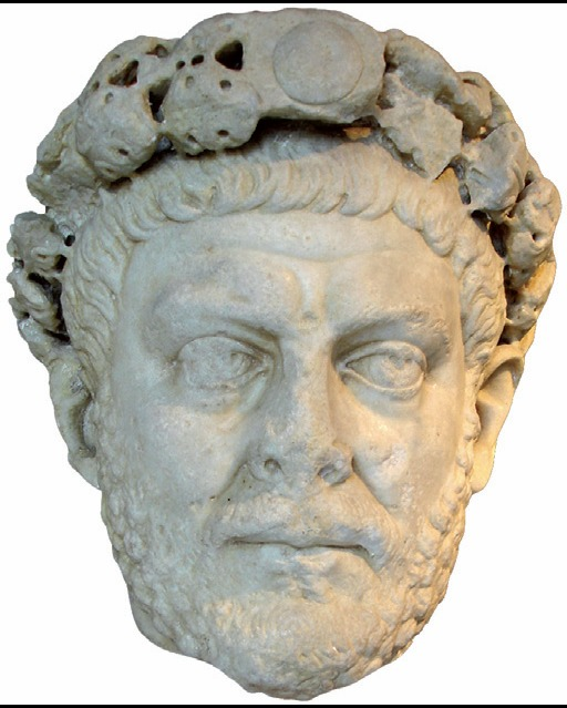 Diocletian (Roman Emperor from 284 to 305), instituted his Edict on Maximum Prices, which was an attempt to curb inflation using price controls, but not surprisingly was a colossal failure.