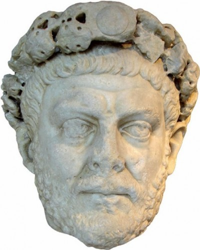 Diocletian, Roman Emperor from 284 to 305, instituted his Edict on Maximum Prices, which was an attempt to curb inflation using price controls. Not surprisingly this was a colossal failure.