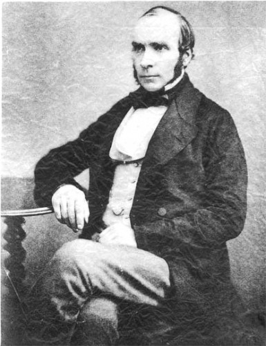John Snow (1813 – 1858) was an English physician and a leader in the adoption of anesthesia and medical hygiene. He is considered one of the fathers of modern epidemiology, in part because of his work in tracing the source of a cholera outbreak in Soho, London, in 1854.