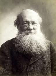 Prince Peter Kropotkin of Russia (1842-1921)