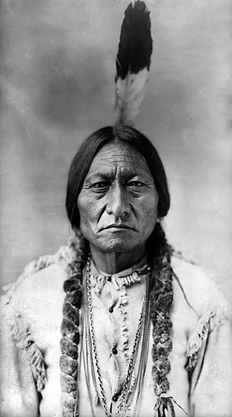 Sitting Bull (1831-1890) was a Hunkpapa Lakota Sioux who led his people as a tribal chief during years of resistance to United States government policies.