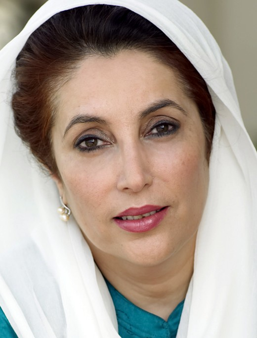The progress in global emancipation of women is symbolized by the election of Benazir Butto as President of Pakistan, a predominately Muslim country. Her subsequent assassination shows only the actions of a die-hard reactionary element in her society.