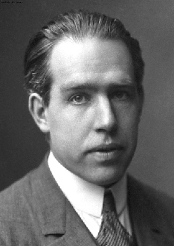 Niels Bohr (1885-1962) was a Danish physicist who, along with 7,800 other Jews, was evacuated from Denmark to Sweden during WWII.