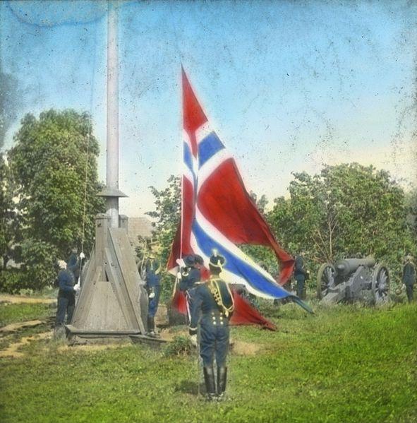 Norwegian independence from Sweden