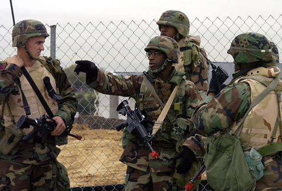 The U.S. military has been an all-volunteer force since the end of the Vietnam War but male U.S. citizens and non-citizens are still required to register for the military draft within 30 days of their 18th birthday.