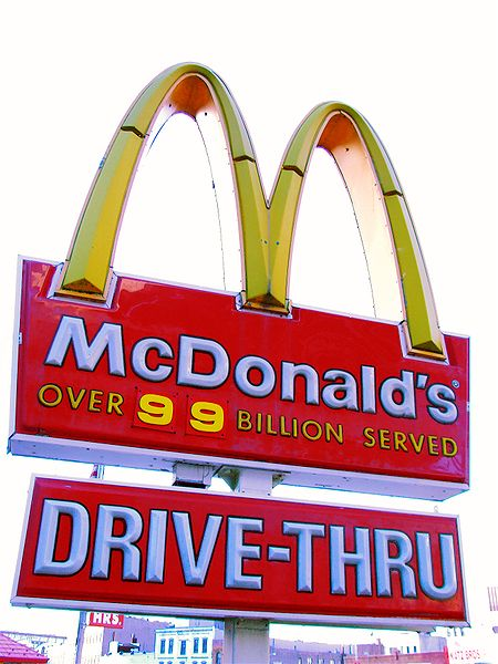 Can McDonalds force a person to buy its products? Can the government force a person to pay taxes or fight its wars?