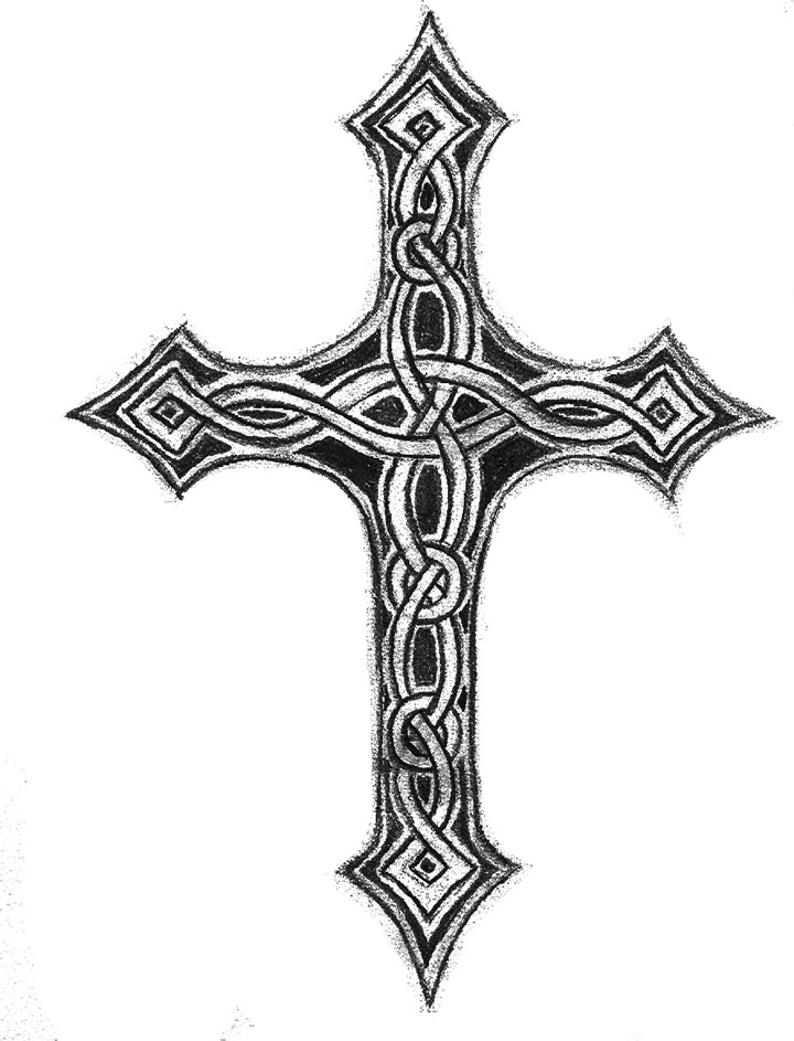 Christian cross 2