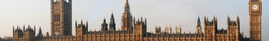 English Parliament Bldg