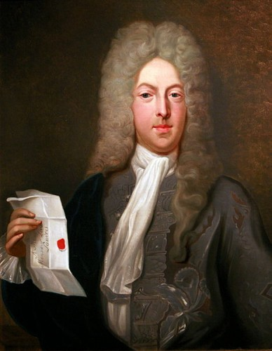 John Law (1671-1729), Scottish economist
