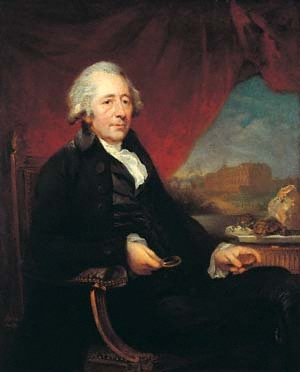 1792 portrait of Matthew Boulton (1728-1809)