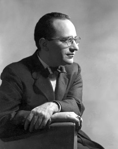 Murray Rothbard in the mid-1950's.