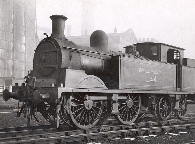 Steam Powered Locomotive