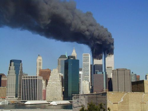 According to a 2008 New York Times article, the terrorist attacks of 2001 incurred roughly .3 trillion in damages.