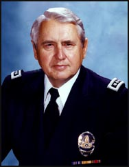 Edward M. Davis, 1916-2006, former chief of the Los Angeles Police Department