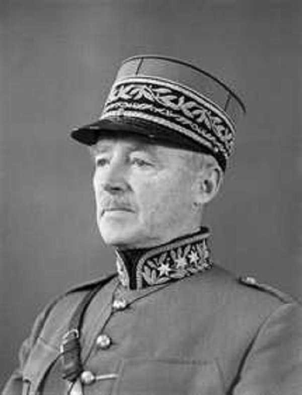 Henri Guisan General of the Army of Switzerland