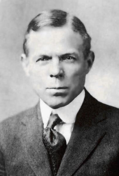 Ambassador William E. Dodd