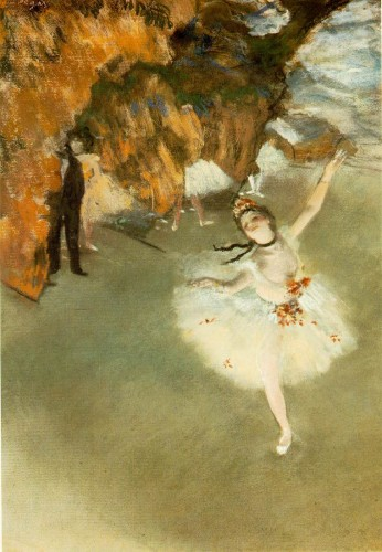 Edgar Degas, Prima Ballerina