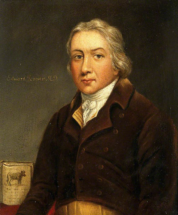 Edward Jenner, M.D. originated the concept and technology of immunization